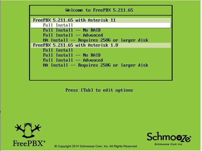 Voip Server dengan Freepbx