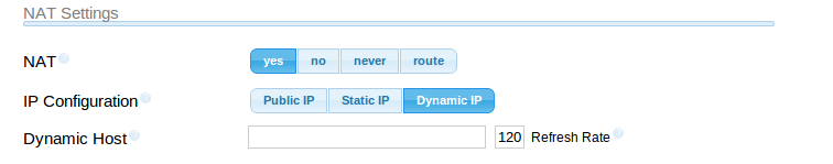 dynamic static ip Each computer in a network has its own internal ip address that ip address may be static,  dynamic, then assign a static ip address  internet protocol.