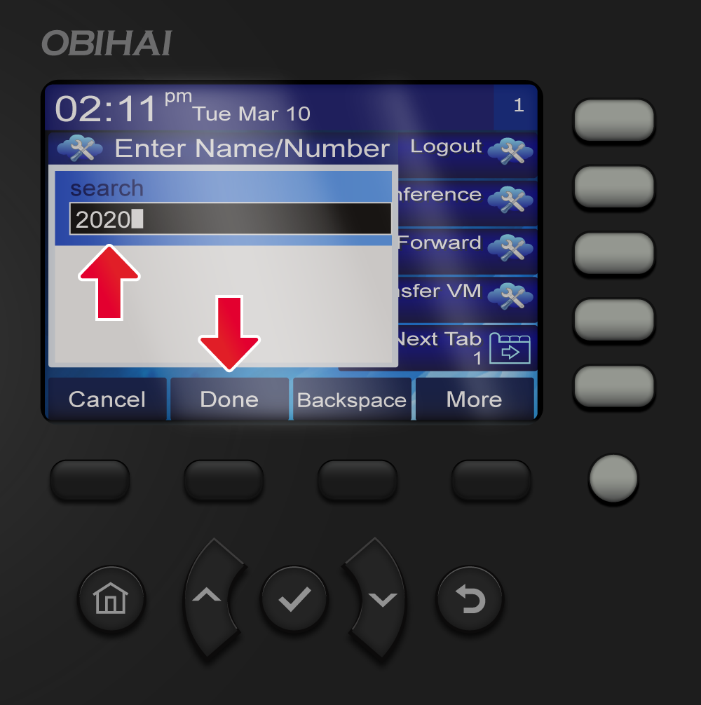 how to know what your voicemail number is